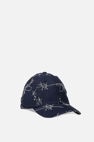 Baseball Cap, PLANES YARDAGE
