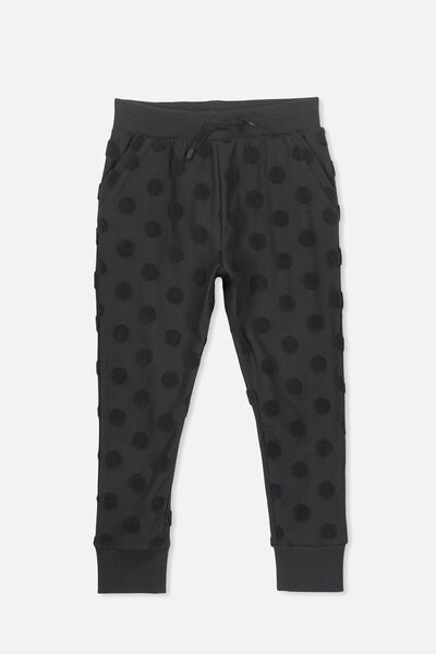 Kallie Trackpant, PHANTOM/TEXTURED SPOT