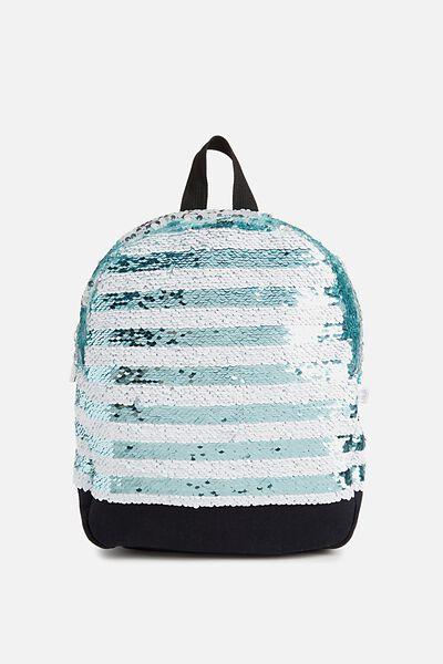 Sunny Buddy Sequin Bag, OLI