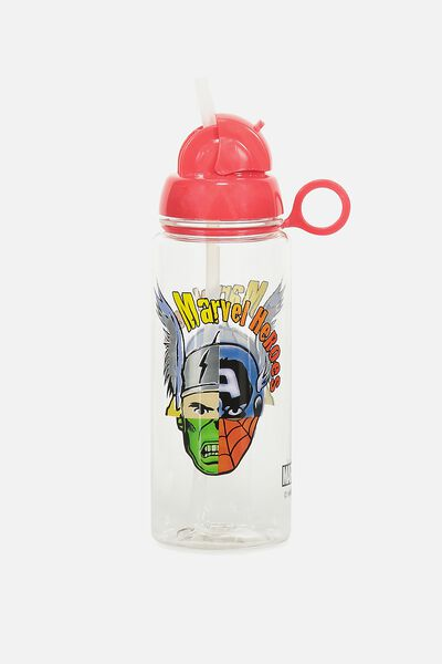 Spring Drink Bottle, MARVEL MULTI