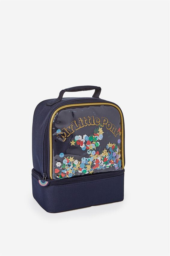 Back To School Lunchbag, LCN MY LITTLE PONY