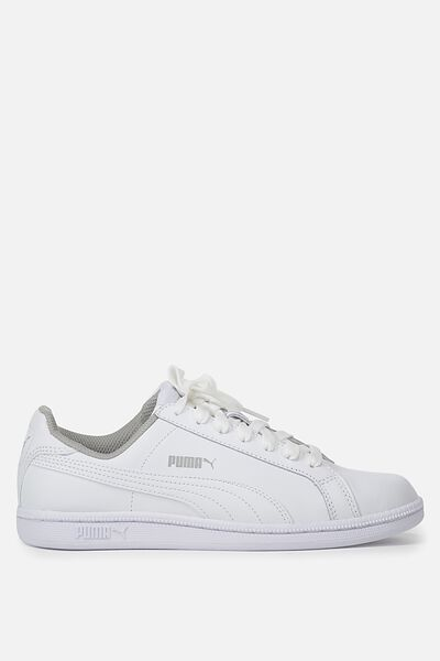 Puma Smash Fun Jr, WHITE WHITE