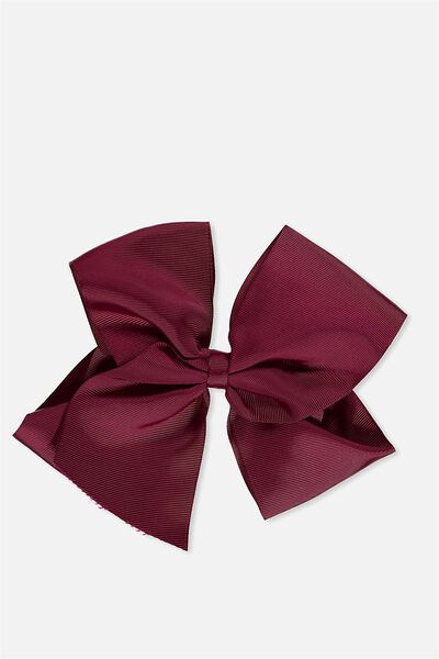 Statement Bows, GRAPE