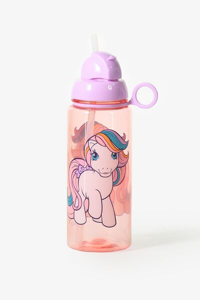 Spring Drink Bottle, PINK MY LITTLE PONY