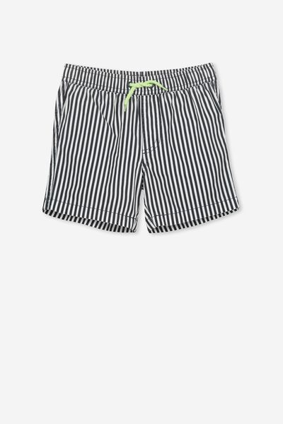Murphy Swim Short, NEW VERTICAL STRIPES