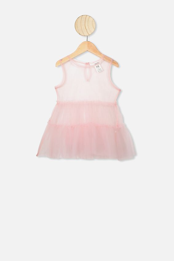 Tuppence Tulle Dress, ZEPHYR