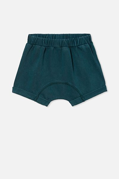 Shelby Short, PETROL TEAL WASH