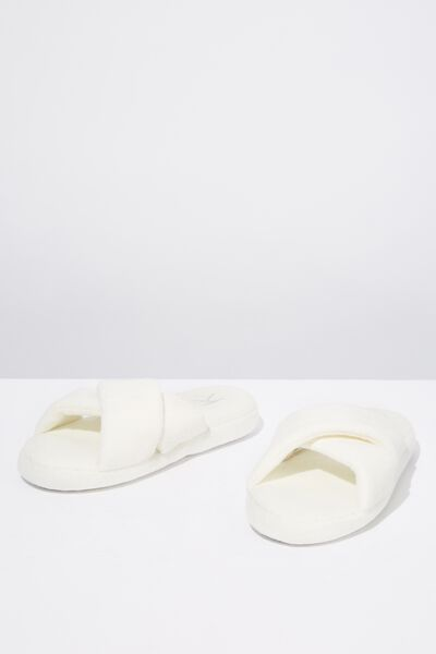 Terry Slipper, WHITE