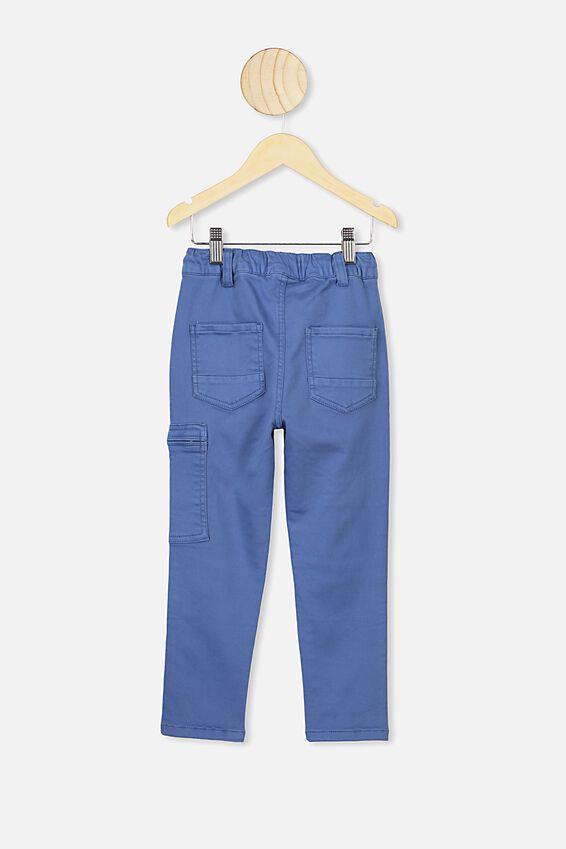 Commander Cargo Pant, PETTY BLUE