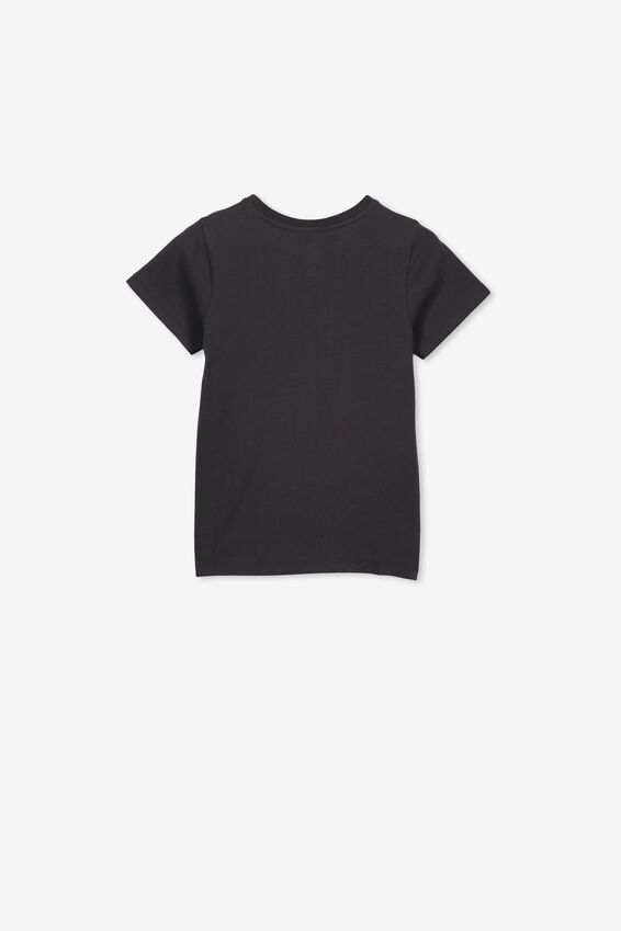 Lux Short Sleeve Tee, LCN DIS PHANTOM/FANTASIA MICKEY/MAX