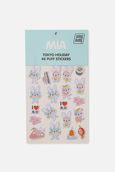 Sunny Buddy Tokyo Sticker, MIA
