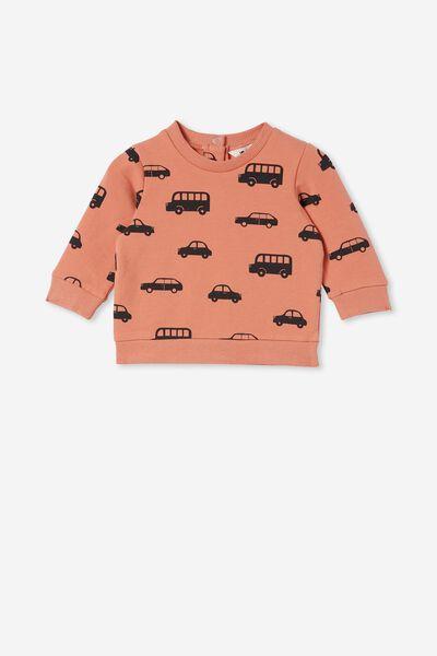 Bobbi Sweater, DUST STORM/TRAFFIC JAM