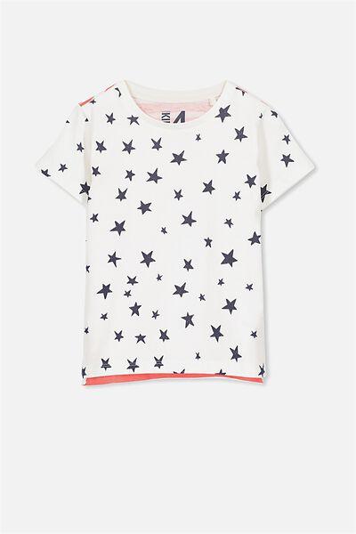 Max Short Sleeve Tee, STARS AND STRIPES/SIS