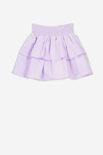 Gracie Skirt, BABY LILAC