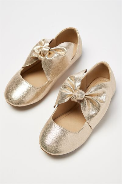 Knot Ballet, SOFT GOLD