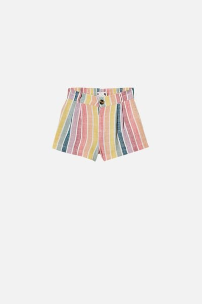 Cassidy Short, RAINBOW STRIPE