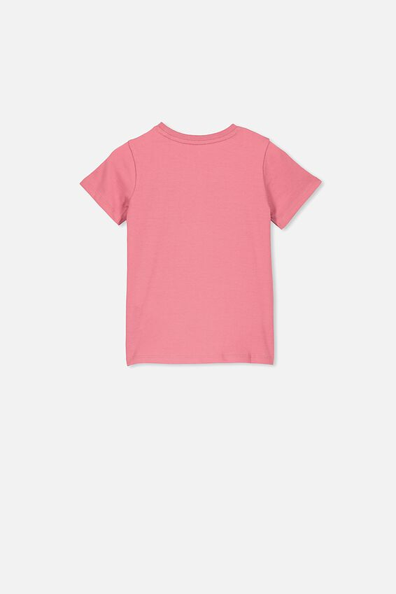Penelope Short Sleeve Tee, FADED ROSE/KINDNESS MATTERS