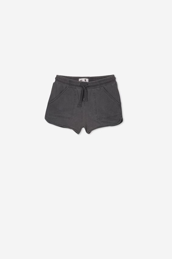 Nina Knit Short, PHANTOM
