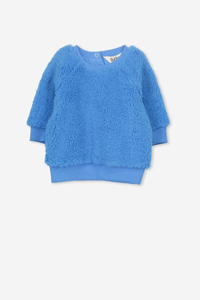 Avery Cozy Pullover, WATER RACEWAY