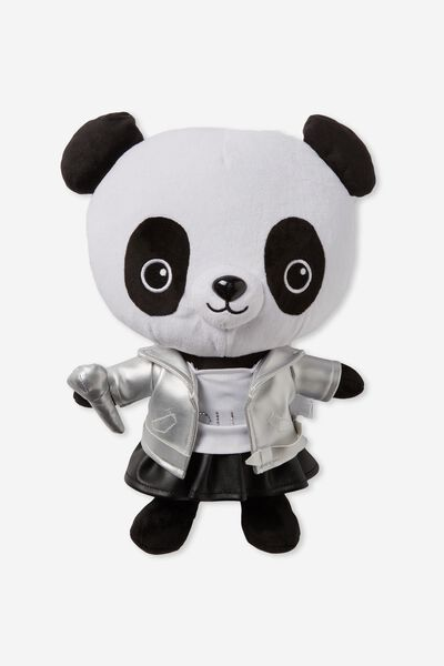 30Cm Medium Plush Toy, OLI ROCKSTAR