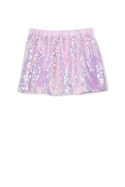 Tibby Skirt, PALE TOPAZ/MERMAID