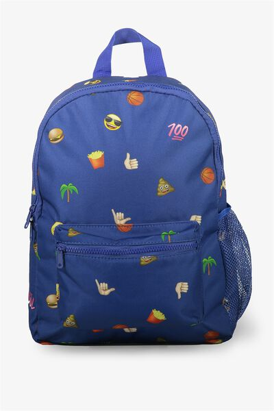 License Backpack, EMOJI MIXED