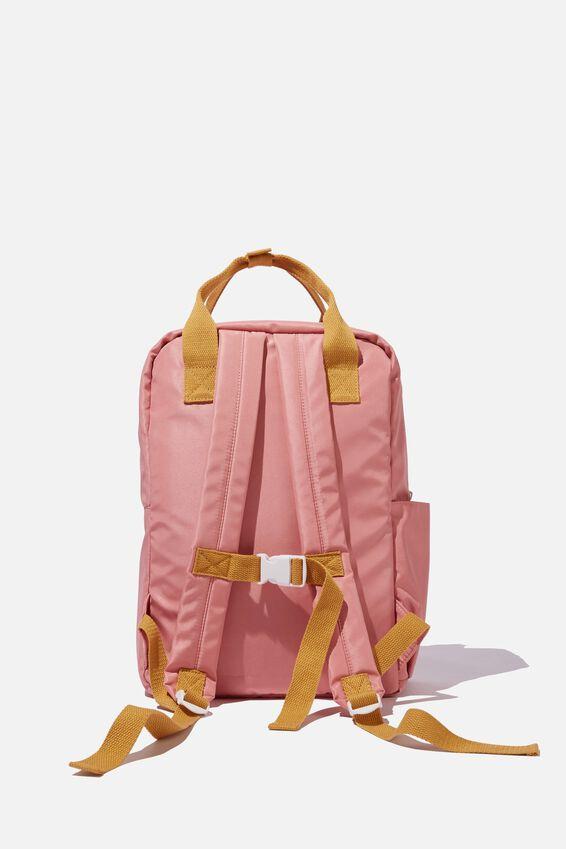 Back To School Backpack - Personalised, PINK