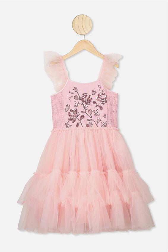 Disney Sleeping Beauty Iris Tulle Dress, LCN DIS/SLEEPING BEAUTY