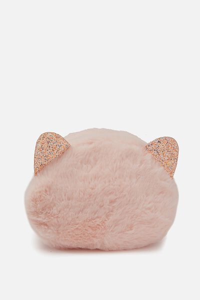 Cat Cos Bag, PALE PINK
