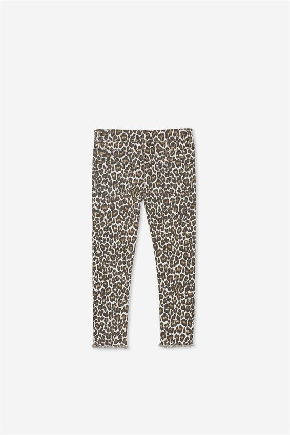 Drea Jeans, NATURAL ANIMAL