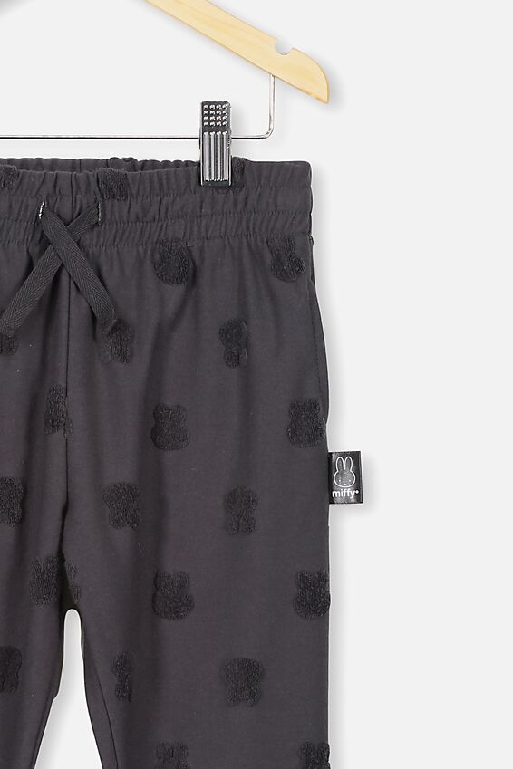 Kiera Cuff Trackpants, LCN MIF PHANTOM MIFFY HEADS