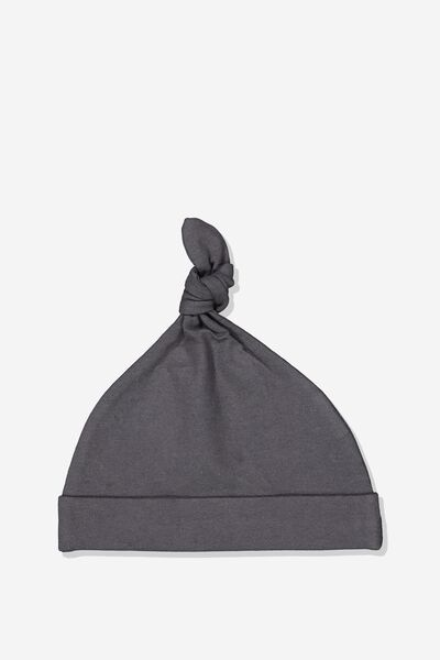 The Baby Beanie, GRAPHITE GREY