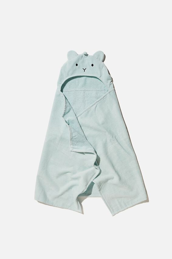 Baby Snuggle Towel, ETHER BEAR