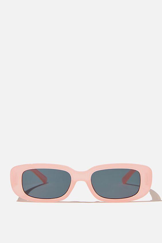 Kids Retro Sunglasses, MUSK MELON