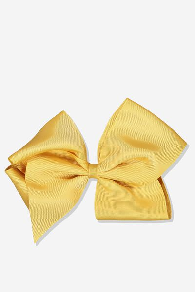 Statement Bows, NEW MARIGOLD