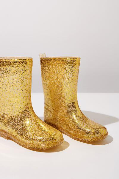 Fashion Golly, GOLD GLITTER