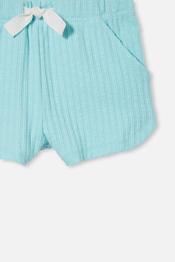 Gianna Knit Short, DREAM BLUE RIB