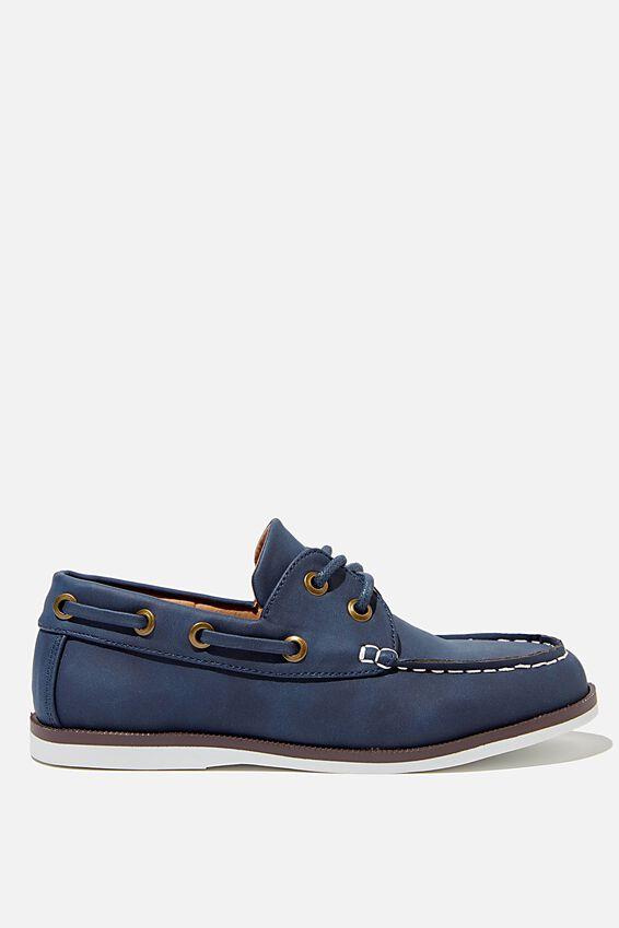 Classic Boat Shoe, NAVY BLAZER