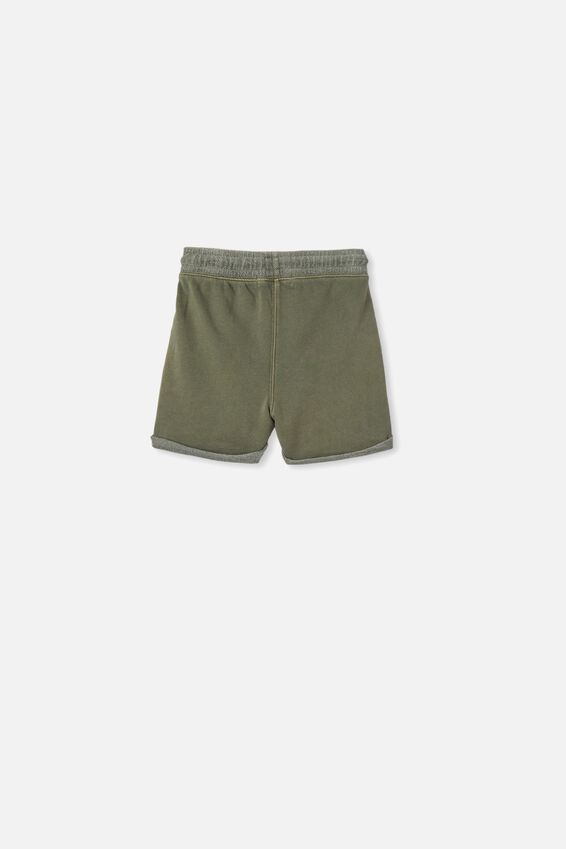 Henry Slouch Short 80/20, SWAG GREEN WASH
