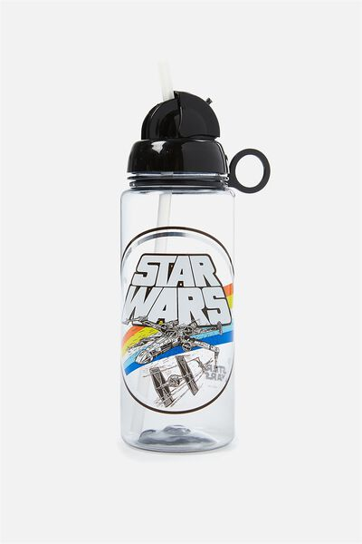 Spring Drink Bottle, FROSTED STAR WARS