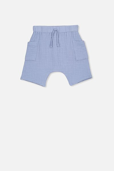 Jordan Shorts, WHITE WATER BLUE