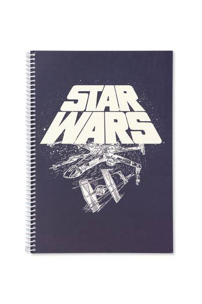 A4 Everyday Lined Notebook, STAR WARS