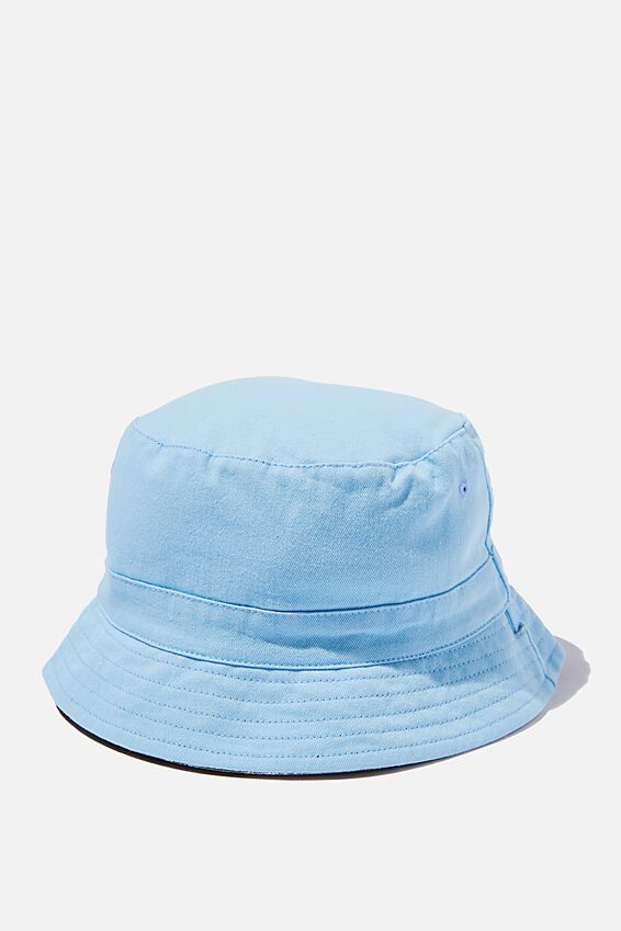 Reversible Bucket Hat, SKY HAZE DINO
