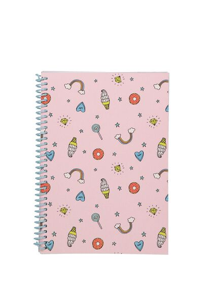 A5 Everyday Lined Notebook,