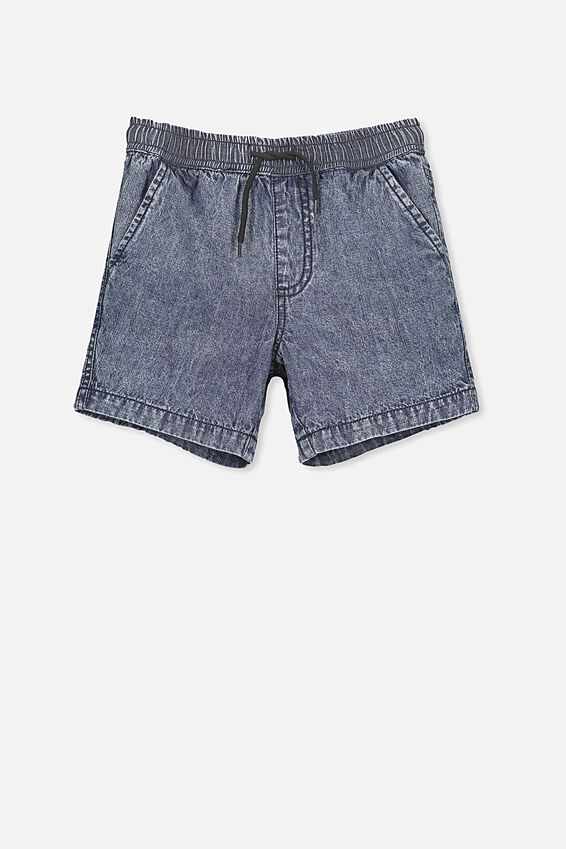 Ted Short, BLUE SNOW WASH