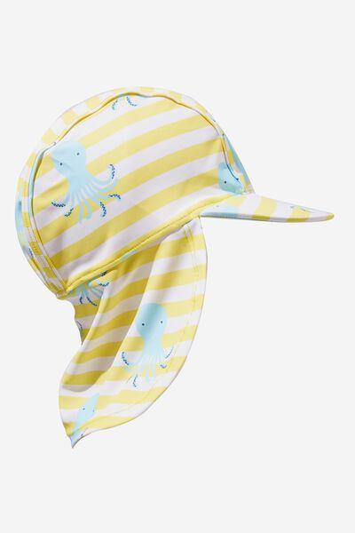 Sammy Swim Hat, POPCORN/MR OCTOPUS