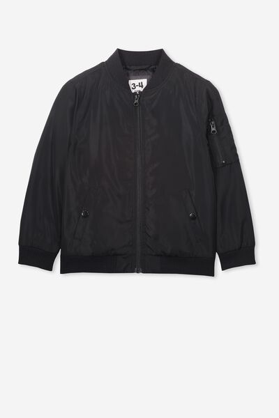 Airforce Bomber, BLACK