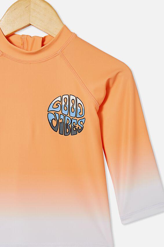 Freddie Rash Vest, MELON POP/GOOD VIBES