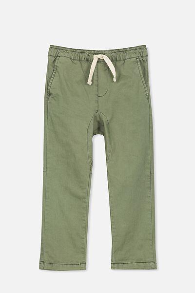 Iggy Pant, CLIVE GREEN