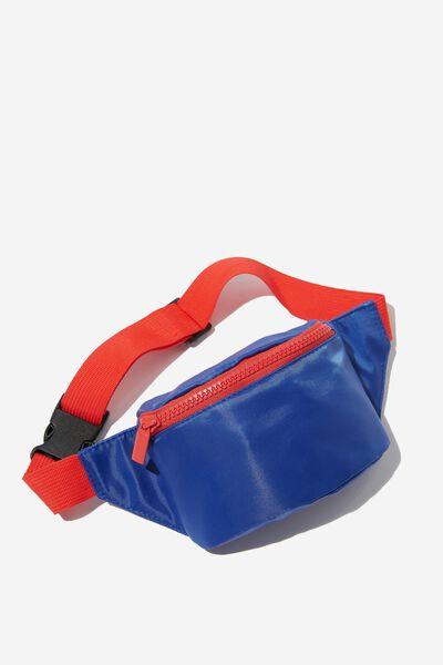 Fashion Sling Bag, BRIGHT BLUE